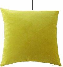 Pillow Pillow Pillow,Sofa Cushions,Office Lunch Pillow Waist Cushions-B 40x40cm(16x16inch)VersionA
