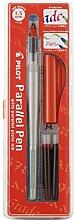 Pilot Parallel Calligraphy Pen Set 1.5mm NIB-Black