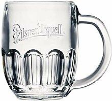 Pilsner Urquell 6 Stück Glas Gläser