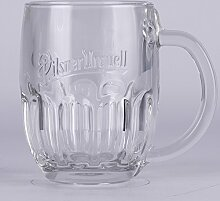 Pilsner Urquell Glas 0,3L - Bierglas - Humpen -