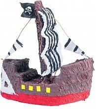 Pinata Piraten Schiff
