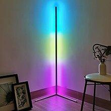 PINFU Stehleuchte Farbwechsel 140cm hoch RGB