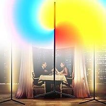 PINFU Stehleuchte Farbwechsel 140cm hoch