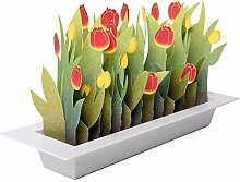 Pingi Dekorativer Luftbefeuchter florales Design