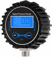 PINH-lang Manometer,Digitaler Reifendruckmesser