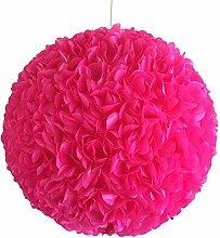 Pink Fluffy, Lampe Leuchte Lampenschirm