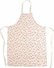 Pink Papaya Schürze, Kochschürze für Frauen und