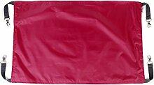 Pink Reversible Katze Hängematte Bett Tier Hängende Käfig Kuschel Größe L