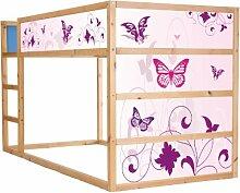 Pink World Möbelsticker / Aufkleber für das