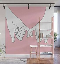 Pinky Promise 2 Fototapete Home Schlafzimmer