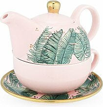 Pinky Up Addison Tea-For-One Set One Size