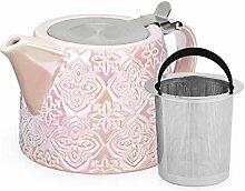 Pinky Up Harper Marrakesch Teekanne und Teesieb,