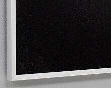 Pinnwand Lintex Board Text Stoff Ecken auf Gehrung