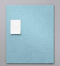 Pinnwand Lintex Textile Stoff 100 x 120 cm Auswahl