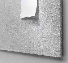 Pinnwand Lintex Textile Stoff 200 x 120 cm Auswahl