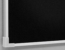 Pinnwand LTX Rand Texta Stoff Kunststoffecken