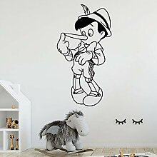 Pinocchio Home Decor Wall Stickers For Living Room