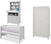 Pinolino Baby-Zimmer-Set »Liv«, Kleiderschrank