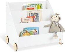Pinolino® Bücherregal Lasse, weiß