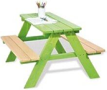 Pinolino® Kindersitzgruppe Nicki für 4, grün,