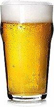 Pint-Gläser, 568 ml, britisches Bierglas,