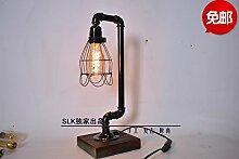 PinWei_ Loft-industrielle Vintage Lampe Cafe Deko-Ideen Feng Shui Lampen
