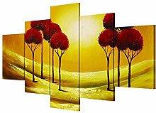 PIO GFRWallart Leinwandbilder moderne Wandkunst 5
