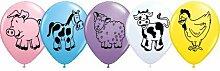 Pioneer Balloon Company Latex-Luftballon mit