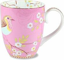 Pip Early Bird Pink Becher von Pip