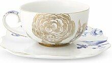 PIP Studio Kaffeetasse Royal White Tasse &