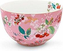 Pip Studio Schüssel Hummingbirds | Pink - 23 cm
