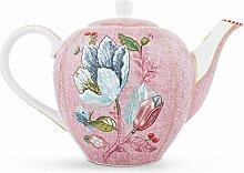 Pip Studio Tea Pot Spring to Life | pink | 1600 ml