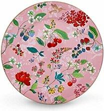 Pip Studio Teller Hummingbirds | Pink - 32 cm
