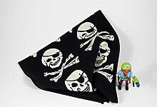 Piraten Taschentuch Bandana 50x53 cm Schädel Dekoration Naútica Meer