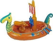 Piratenschiff Planschbecken Kinder Pool Kinderpool Sandkasten
