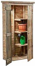 PIRCHER Aufbewahrungsschrank mit Holzplatten, 90 x