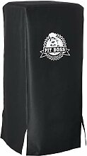 Pit Boss 73335 LP Gas Smoker Abdeckhaube schwarz