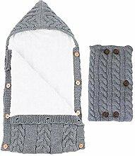 PITCHBLA Kinderwagen-Schlafsack mit Handtasche,