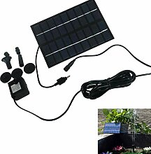 pittospwer 1.8W Mini DC Brushless Solar Powered