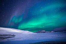 Pixblick Fototapete - Polarlicht (Selbstklebende