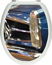 Pixxprint 3D_WCs_7024_32x40 Schöne Mercedes