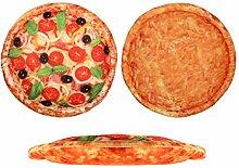 Pizza Kissen in Pizzakarton Pizzakissen Ki-150