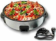Pizzapfanne, elektrische Pfanne, Grillpfanne