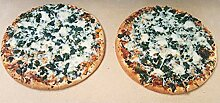 Pizzaplatte Pizzastein Backofenplatte 60 x 30 x 3