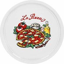 Pizzateller Napoli groß - 30,5cm Porzellan Teller