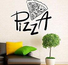 Pizzeria Pizza Selbstklebende Wandtattoos