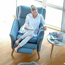 place to be ! Top moderner Relax Sessel in Premiumqualität im skandinavischem Stil. Stillsessel Ohrensessel mit Schlaffunktion und hoher Lehne in 11 verschiedenen Stoffen und verschiedenen Massivholzarten.