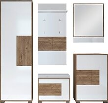 Places of Style Garderoben-Set Stela, (Set, 5-tlg)
