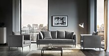 Places of Style Sofa Newberry B/T: 227 cm x 96