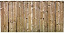 PLAGE 143502 Aufkleber für Bett-Kopfteil-Holz, 60 x 160 cm
